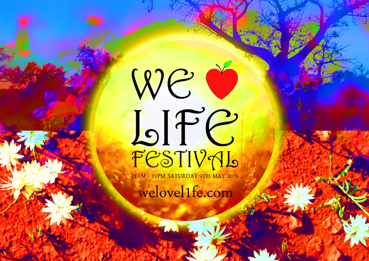 WE LOVE LIFE 2015 Land small