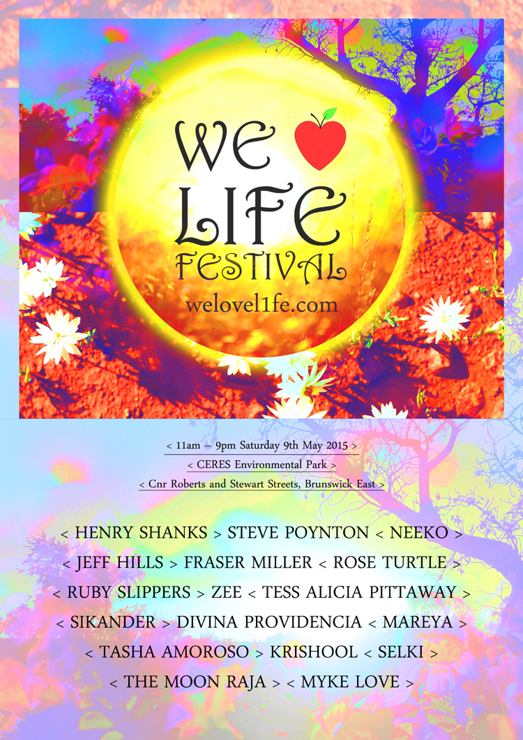 we love life music POSTER 1 fb
